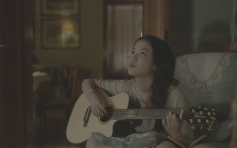 "IU Releases Teaser for ""Peach"""
