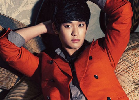 Kim Soo Hyun Can Sing, Act, and Dance!