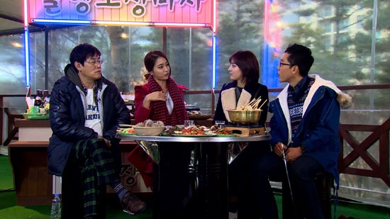 """Lee Min Jung """"During a Europe Trip I Was Trapped in a Bathroom Naked"""""""