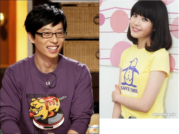 Yoo Jae Suk and IU- #1 Celebrities to Travel Abroad With