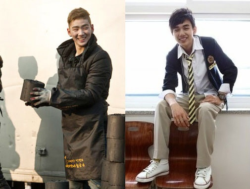 NU'EST's Baekho and Actor Yoo Seung Ho Are Twins?