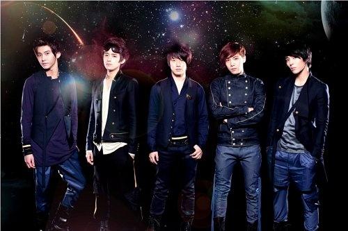 Weekly K-Pop Music Chart 2012 – February Week 3
