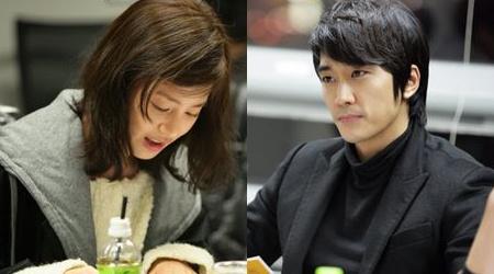 song-seung-hun-and-kim-tae-hee-rehearse-for-upcoming-drama-my-princess_image
