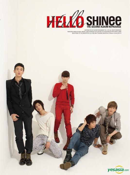 Album Review – SHINee – Vol. 2 Repackaged Album – Hello