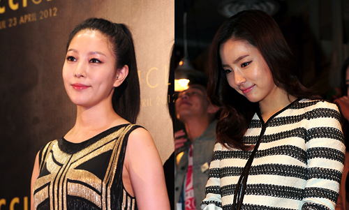 BoA and Shin Se Kyung Are Close Friends