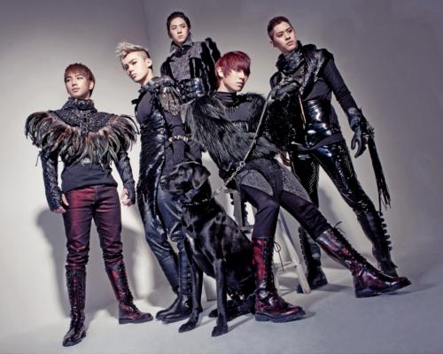 "MNet ""M! Countdown"" – Jan. 26, 2012"
