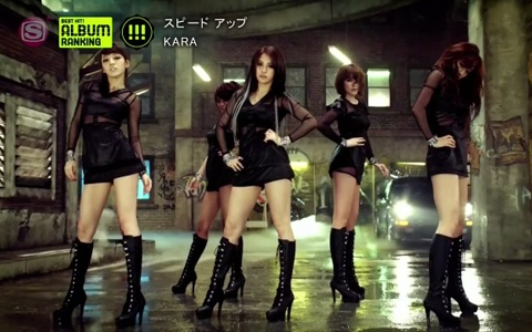 "Kara Releases Music Video for ""Speed Up"""
