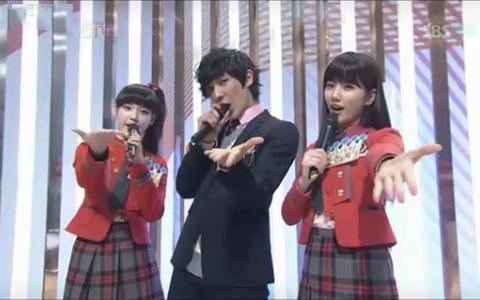 SBS Inkigayo 03.04.12