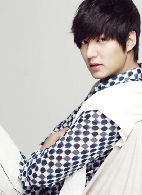 "Lee Min Ho Confirmed for Drama ""Faith"""