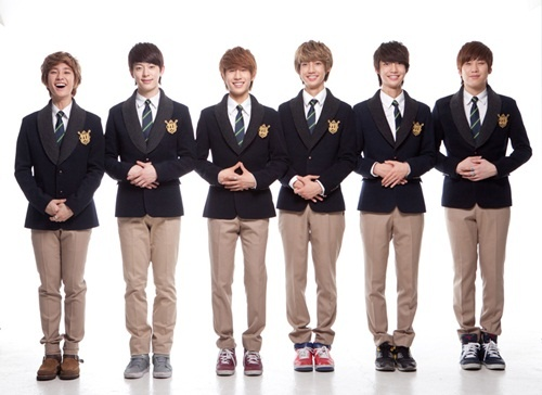 "Boyfriend for Dance Musical ""Dance, If You Love"""