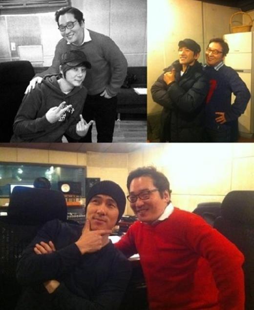 Yoon Il Sang Works With Shinhwa on Their New Album