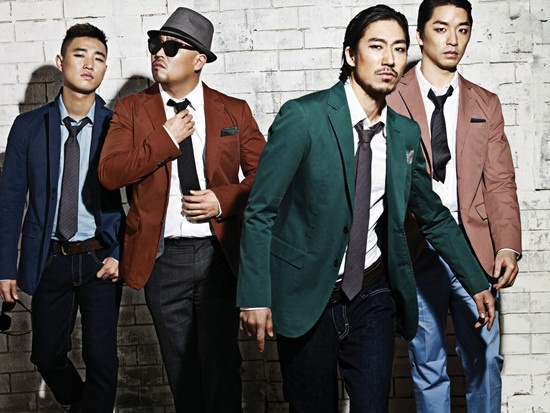 Tiger JK and Leessang Communicate Through Fashion