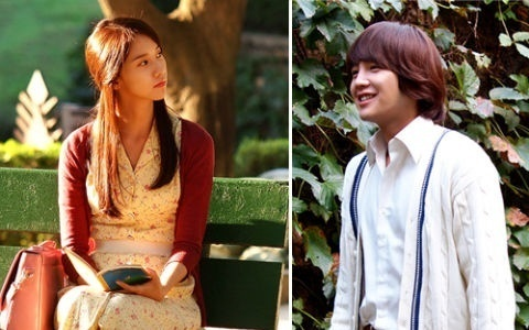 "Girls Generation YoonA and Jang Geun Suk's ""Love Rain"" Unveils More Photos"
