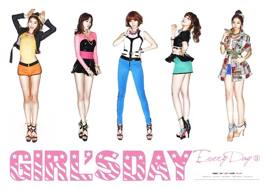 Girl's Day's Second Solo Concert in Japan