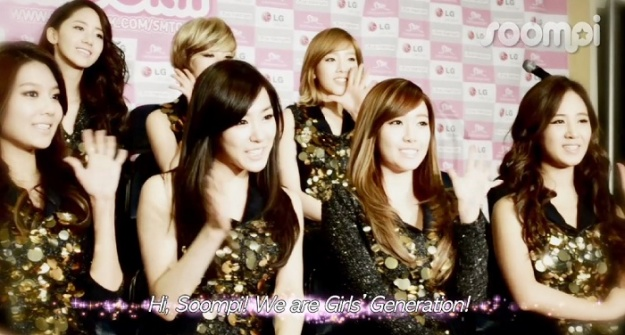 [Exclusive] SNSD Video Interview and Shout Out for Soompi!