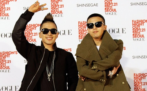 Taeyang Shares Past Photo of Himself and G-Dragon