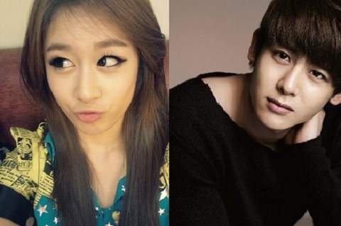 Ji Yeon and Nichkhun: Idols Who Look the Best in Real Life