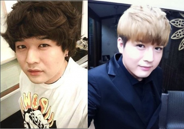 Super Junior's Shindong Admits to Double Eyelid Surgery