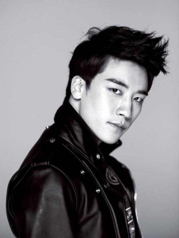 """Big Bang's Seungri Asks Fans to Buy Him """"Odari"""" Ramen"""