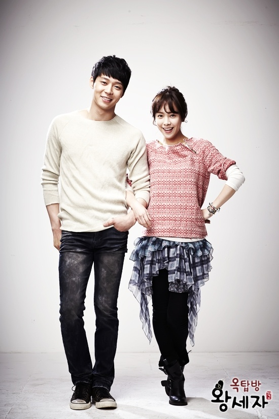 Han Ji Min and Park Yoo Chun Awkward Before Kiss Scene