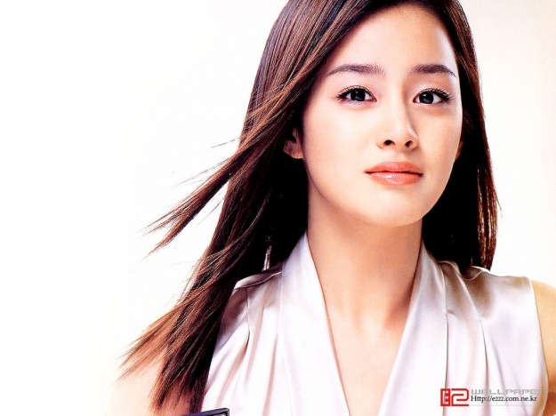 Kim Tae Hee: the Next Straight Hair Goddess