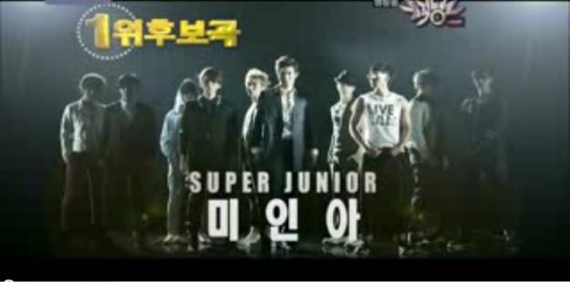 KBS Music Bank 05.21.10 Performances