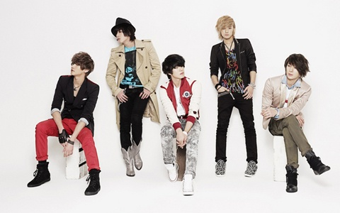"FT Island to Perform in Toronto at ""Concert for Japan"""