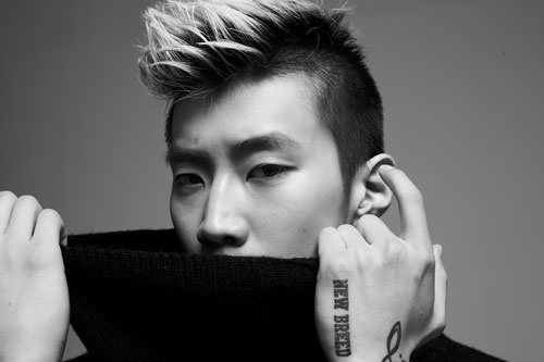"Jay Park's First Official Album, ""New Breed"""