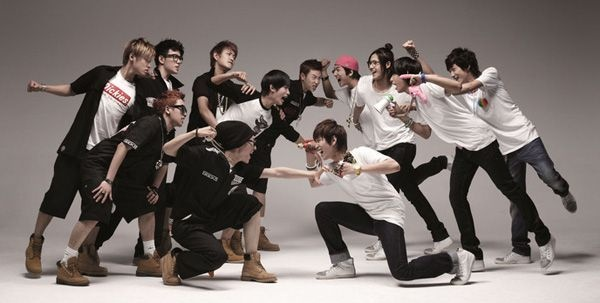 Newcomers B1A4 and Block B to be Featured in New Reality Program