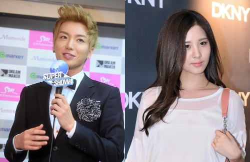 Super Junior's Leeteuk is Very Protective of Girls Generation's Seohyun