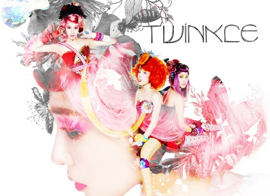 "Girls' Generation Subunit Group Made Up of Taeyeon, Tiffany, and Seohyun to Release Album ""Twinkle"""
