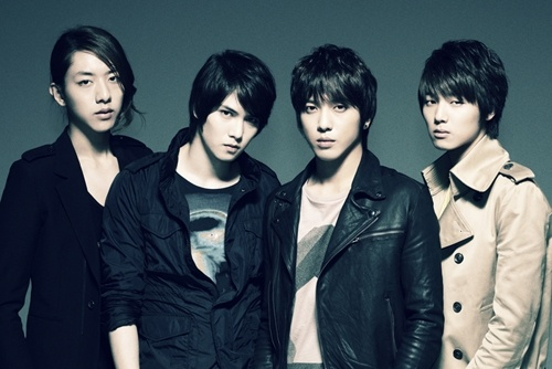 """CN Blue's Japanses Single Album """"Where You Are"""" Reaches #1 on Oricon Daily Single Chart"""