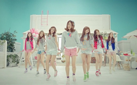 "A Pink Releases Comeback Music Video ""MY MY"""