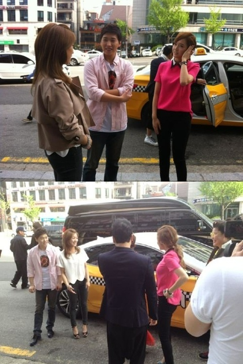 "Girls Generation's Jessica, f(x)'s Luna and Super Junior's Sungmin to Appear in tvN's ""Taxi"""