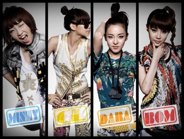 Weekly Music Chart 2009 – August week 1