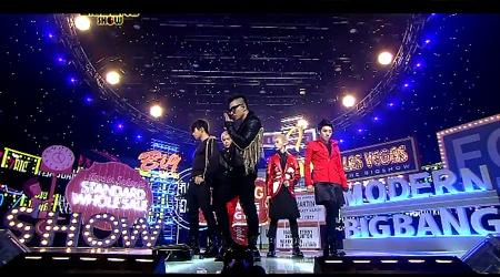 """SBS's """"Big Bang Show"""""""