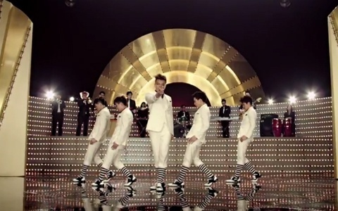 "JYP Releases Dance Ver. MV for ""You're The One"""