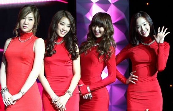 "SISTAR: ""We're Not That Thin Compared to Other Girl Groups."""