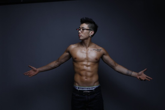 "Jay Park Covers Legend Patti Kim's ""Love Is a Two Letter Word"""