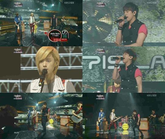 KBS Music Bank 06.24.2011