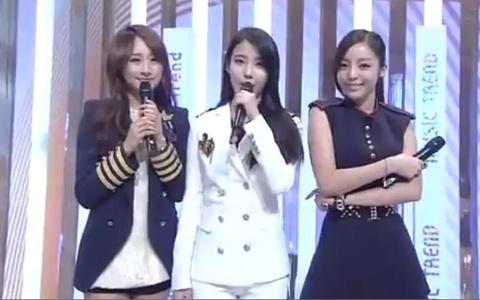 SBS Inkigayo 01.08.2012