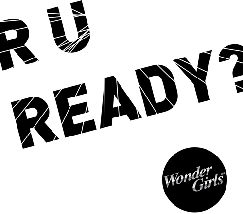 "The Wonder Girls ""R U Ready?"""