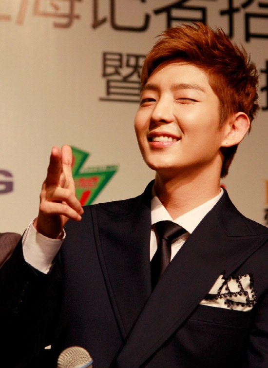 Lee Jun Ki Has More than 1 Million Weibo Friends