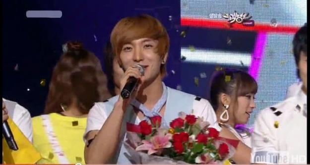 KBS Music Bank 07.09.10 Performances