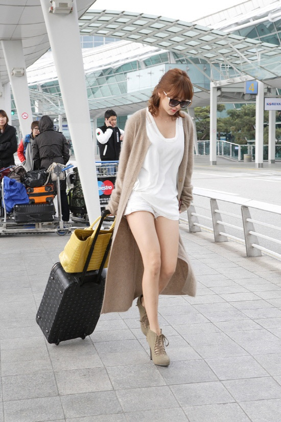 Yoon Eun Hye Carries 6,000 Dollar MCM Bag