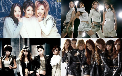 [Video] History of K-Pop Girl Groups: 1996 – Present