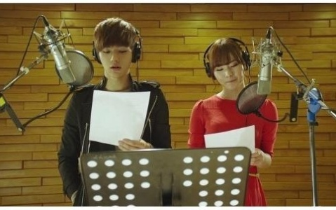 "Infinite's L and Two Months' Kim Ye Rim Release MV for Duet ""Love U Like U"""