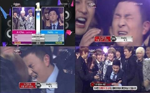 KBS Music Bank 09.30.2011