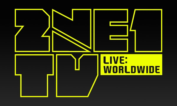 2NE1tv LIVE WORLDWIDE on YouTube Live Streaming with New Teaser