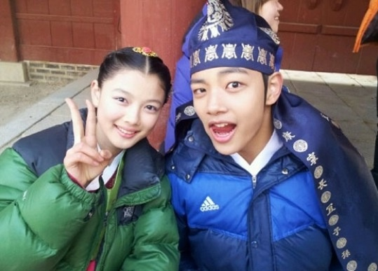 """The Moon That Embraces the Sun"" Child Actors Adorable Past"